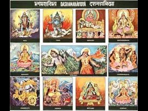 Dasha Mahavidya Stotram - GRD Iyers