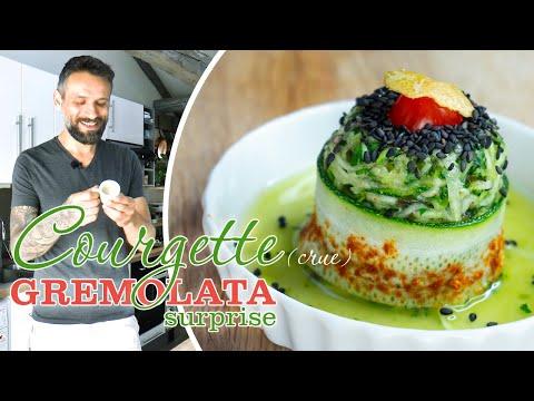 recette-de-courgette-(crue)-gremolata-surprise-!-saveur-marine-subtile-(en-option)