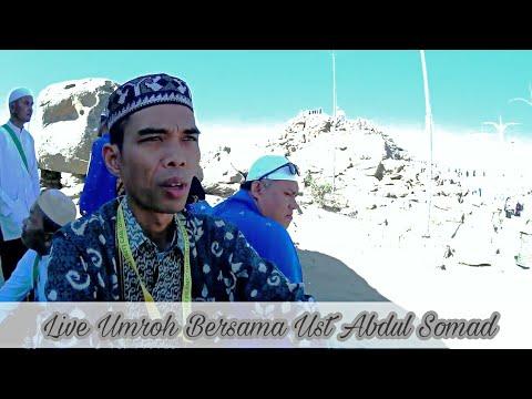 ustadz abdul somad ceramah di depan jama'ah umroh.. ustadz abdul somad ceramah di depan jama'ah umro.