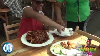 EAT AROUND JAMAICA: Jack Sprat - St. Elizabeth's real treasure