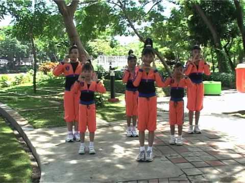 Senam Otak (Brain Gym) Dinas Pendidikan Provinsi Jawa Timur Part 1