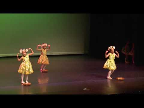 School Recital 2016 - Vancouver Beauty Dance World