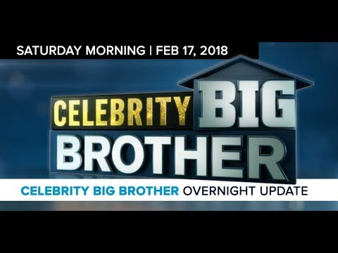 Celebrity Big Brother | Overnight Update Podcast | Feb 17, 2017 LIVE 10am ET/ 7am PT