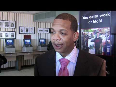 Sen. Addabbo's Second Job Fair at Aqueduct Racetrack in Queens, NY 11/12/10