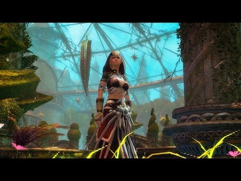 Guild Wars 2's wardrobe feature to expand customization options