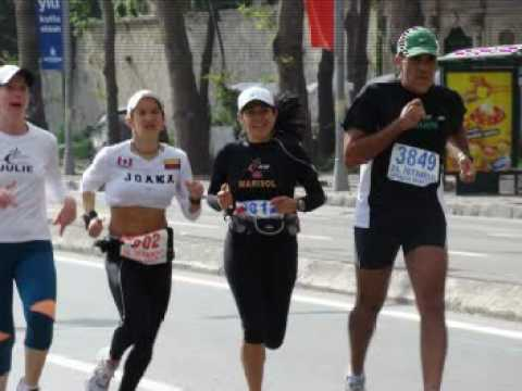 Marathon Istanbul 2007, version preliminar