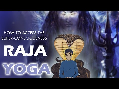 RAJA YOGA - HOW TO ACCESS SUPER CONSCIOUSNESS? - The science of self-realization. Hindi