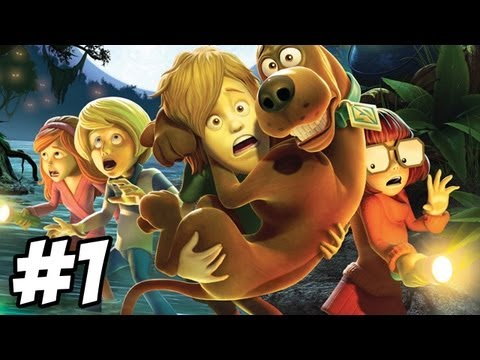Scooby-Doo! and the Spooky Swamp Walkthrough | Episode 1 | Part 1 (PS2/Wii)