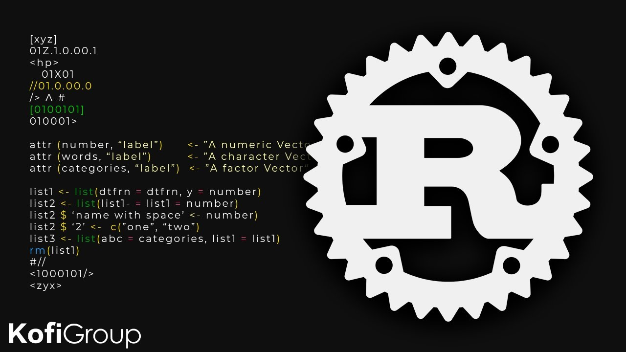 Rust Language and 5 Things You Need to Know About it in 2021