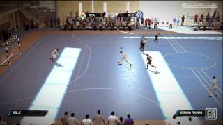 FIFA Street Xbox 360 - Futsal: Real Madrid vs. FC Chelsea HD