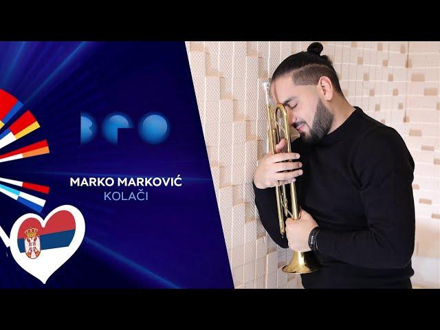 Marko Marković - Kolači / Beovizija 2020