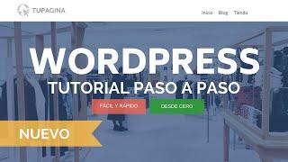 Tutorial WordPress 2020 desde Cero - Completo GRATIS | Curso de Wordpress en Español | Sofia Web