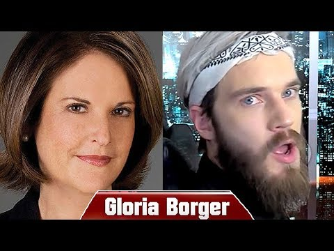 WHO IS THE REAL GLORIA BORGER??
