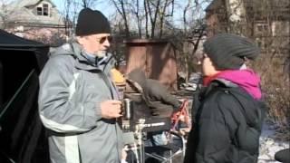 Во Владимире начались съемки детективного сериала с участием Александра Домогарова