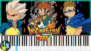 "Inazuma Eleven ""FFI Theme"" - Synthesia ISM"