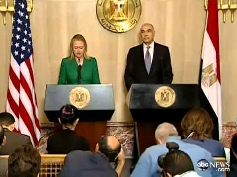 Israel-Hamas Ceasefire Hillary Clinton's Statement