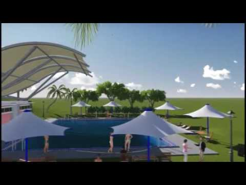 Specialized In Pool Shade Covers Poolside Structures Retractable Awesome Designs