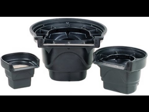Aquascape Biofalls® Filter - YouTube