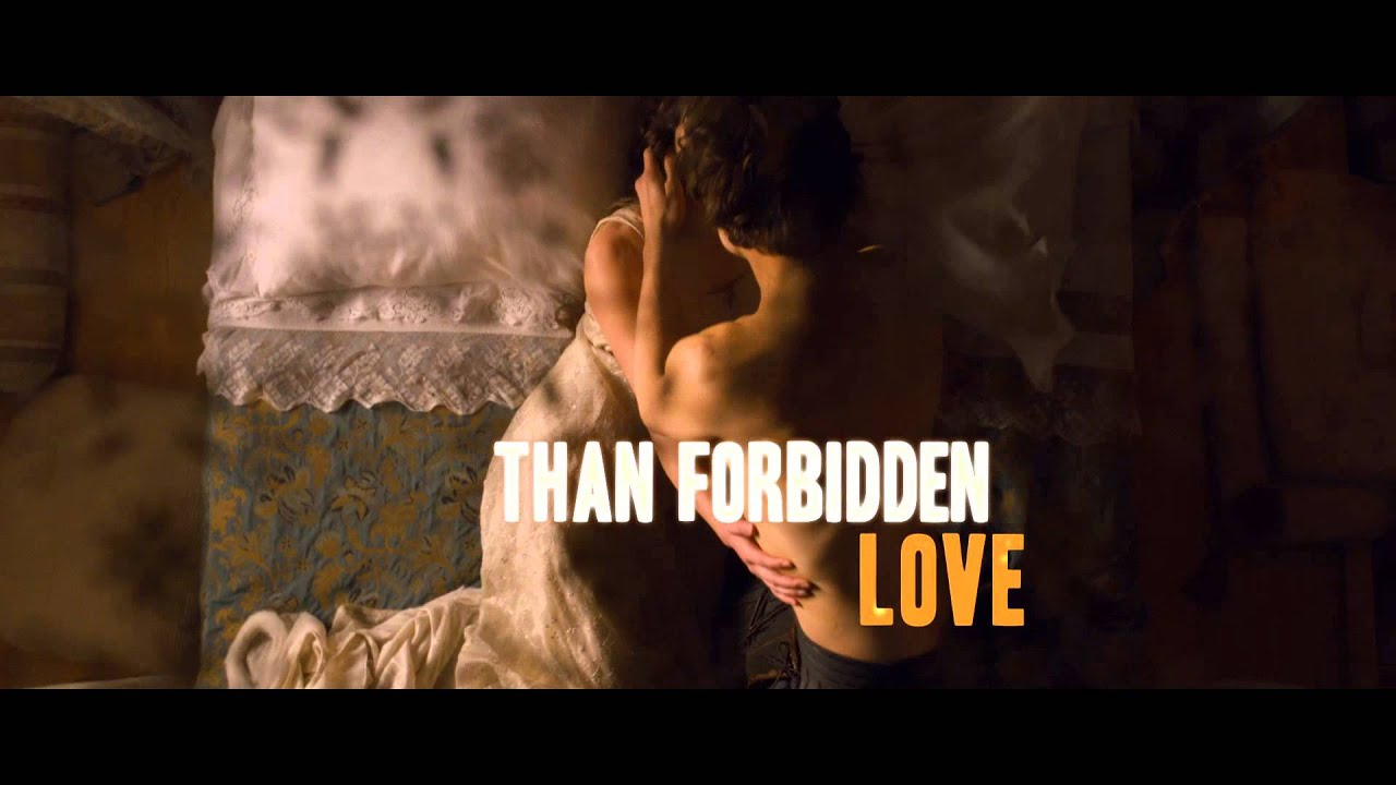 Forbidden love about movies