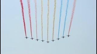 Défilé Militaire Aérien de l'Armée Française, 14 Juillet 2018