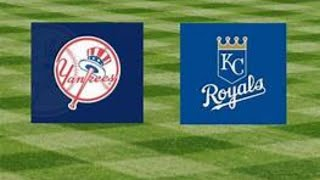 MLB Live Stream: Kansas City Royals Vs. New York Yankees (Live Reactions & Play By Play