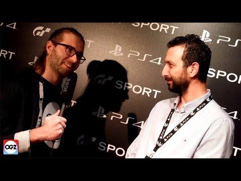Playstation Türkiye Röportajı - Hem GT Sport'u Hem Playstation'ın Durumlarını Sorduk