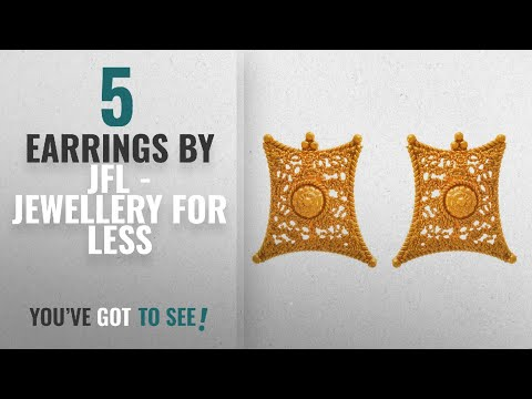 Top 10 Jfl - Jewellery For Less Earrings [2018]: JFL - Jewellery For Less Traditional Ethnic One