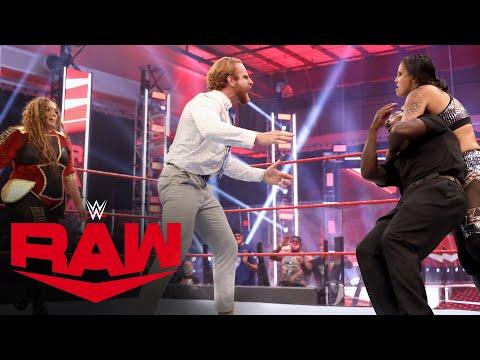 Nia Jax vs. Shayna Baszler: Raw, July 27, 2020