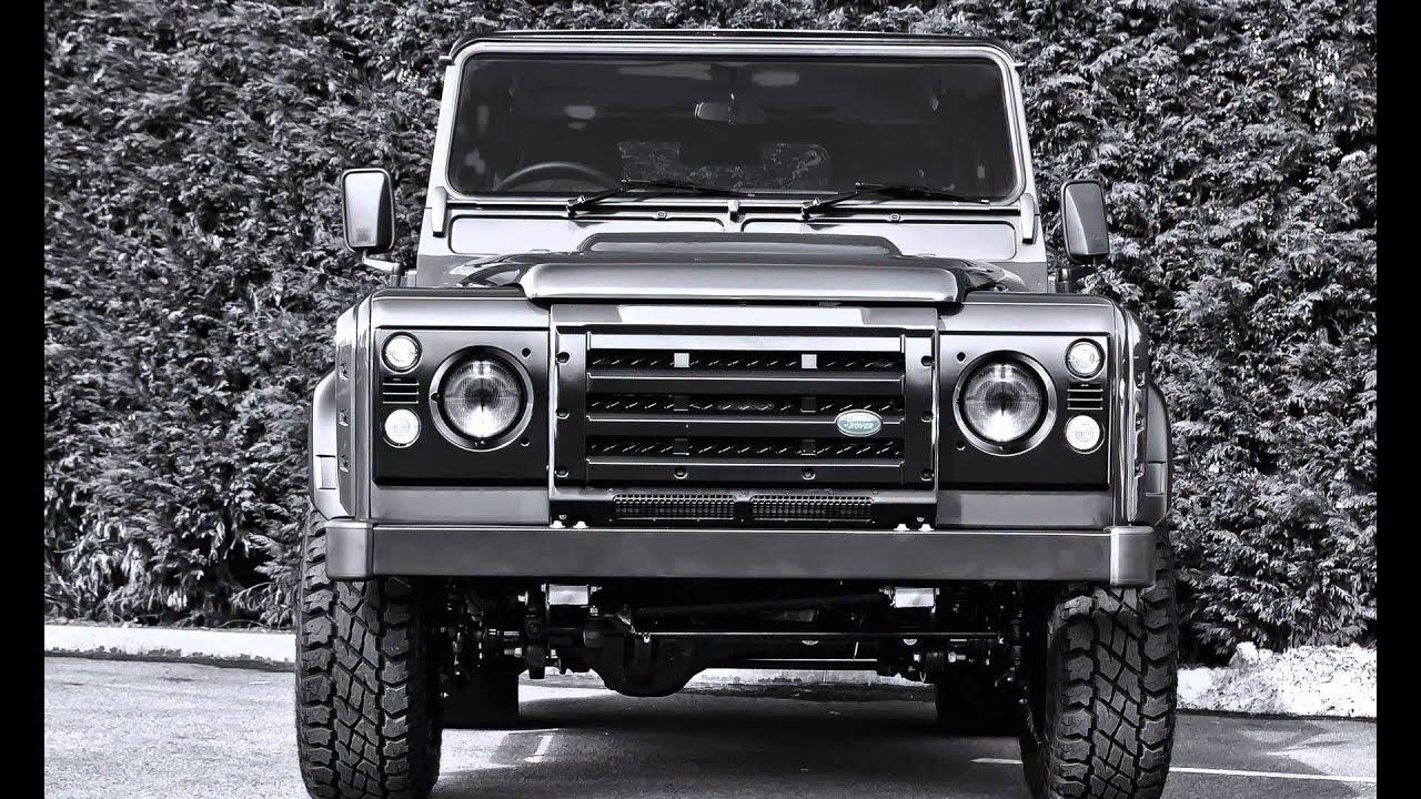 2013 land rover defender by kahn design youtube - Kahn Design Land Rover Defender