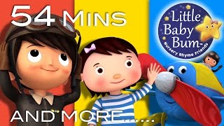 Learn with Little Baby Bum | Planes Song | Nursery Rhymes for Babies | Songs for Kids