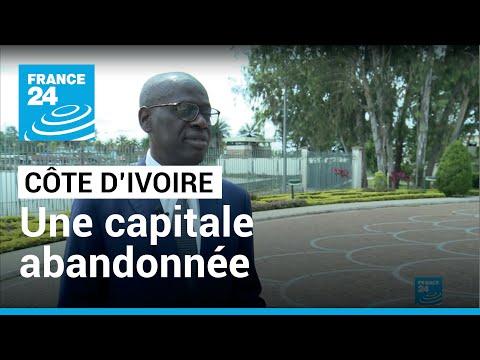 Yamoussoukro, capitale abandonnée
