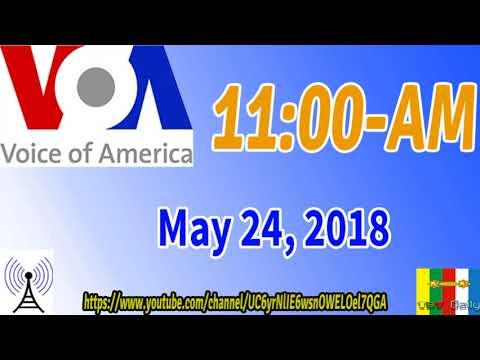 VOA Tibetan News - May 24, 2018 - Late Morning