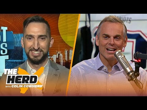 LeBron is still the best player in the NBA, talks Lakers, Cam and Panthers  Nick Wright | THE HERD