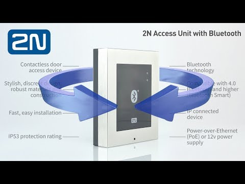 2N 916013 IP Access Unit with Bluetooth