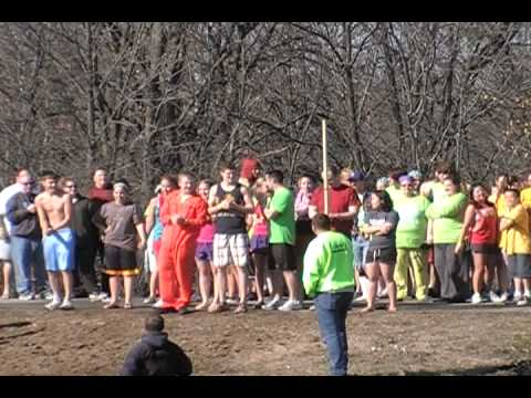 Mexico Missouri 4th annual Polar Plunge
