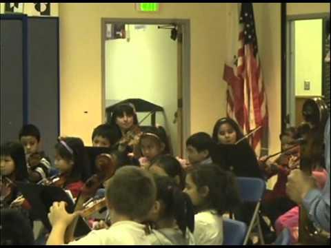 LA Best  Castelar Elementary School Orchestra