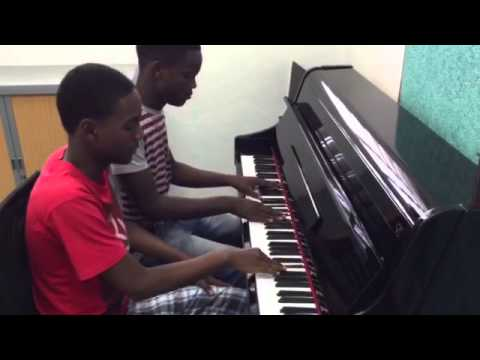 Kalash - Bando au Piano