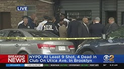 NYPD: At Least 9 Shot, 4 Dead In Brooklyn