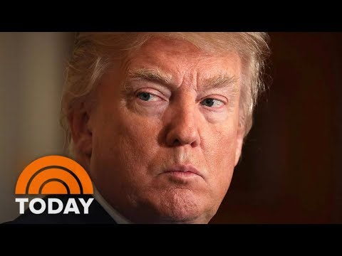 President Trump Asked Intelligence Chiefs To Deny Evidence Of Russia Collusion | TODAY