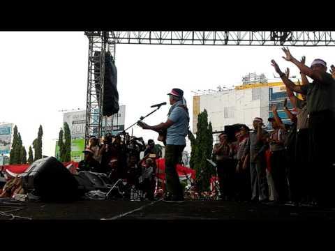 Indonesia Pusaka - Iwan Fals ( Cipt Ismail Marzuky )
