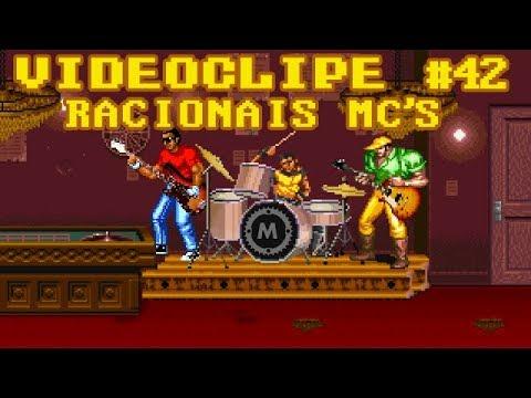 Videoclipe # 42 Racionais MC's - Homem Na Estrada