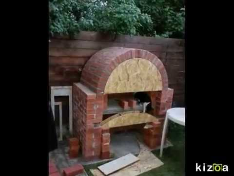 DIY Gratar de caramida - Brick BBQ