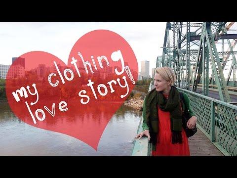 My Clothing Love Story ♥︎ Fashion Revolution Week
