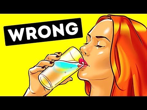 6 Reasons You've Been Drinking Water Wrong