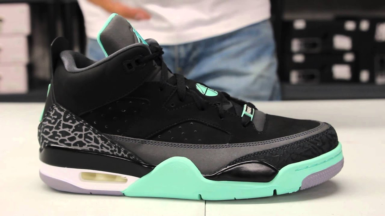 1e751c902db ... france jordan son of mars low green glow unboxing video at exclucity  youtube 9e192 0b4e4