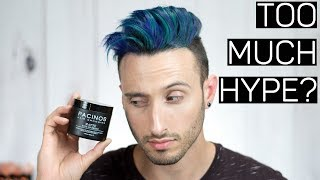 PACINOS Matte Paste | FIRST IMPRESSIONS & REVIEW | Too Much Hype?