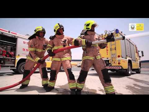 Dubai Civil Defence - 24x7 Direct Alarm System (Arabic & English)