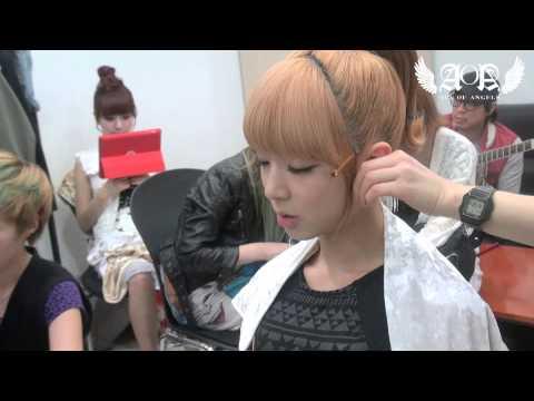 Angels' Cam #6 : Sleeping Beauty, Choa