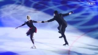 VL.ru - Татьяна Тотьмянина  и Максим Маринин на ледовом шоу «Любимые фильмы о главном»
