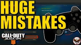 Best BO4 SETTINGS for PS4/XBOX ONE | 99% Are Playing COD WRONG!